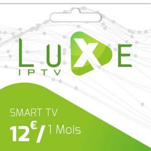 Abonnement IPTV 1 mois